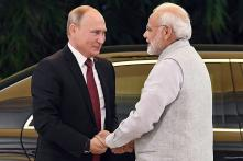 Russian President Putin Hopes AK-203 Rifles Will Help Indian Security Agencies