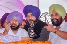 Amarinder Singh Forms 8 Consultative Groups, Leaves Out Sidhu Who is at Loggerheads With Him