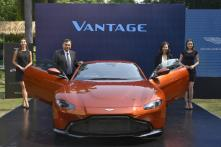 New Aston Martin Vantage Launched in India at Rs 2.86 Crore