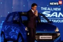 2018 Hyundai Santro Launched in India for Rs 3.89 Lakh, Gets New Features and Design