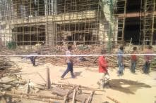 4 Killed, 3 Injured as Shuttering of Under-construction Building Collapses in Noida