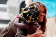 Don't Always Agree With What Trump Tweets, Says Melania on Africa Tour