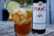 Want Your Guests to Taste Summer? Serve Them a Pitcher of Pimm's No. 1 Cup