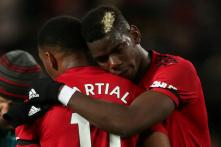 Paul Pogba, Anthony Martial Earn Manchester United Win over Everton