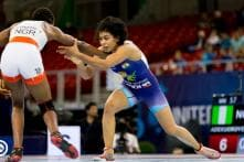 Pooja Dhanda Lights Up Day for India at Wrestling World Championship with Bronze Medal