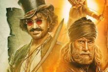 Thugs of Hindostan: New Yellow-tinged Poster Has Smiling Aamir and Intense Amitabh