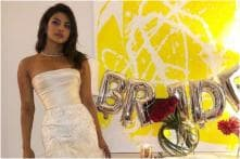Priyanka Chopra Wore a Dress Designed by Harvey Weinstein's Estranged Wife, and She isn't Sorry
