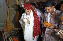 Congress Presents 'Confused' Rahul as Secular, But as Polls Draw Near he Turns Hindu: Sushma Swaraj