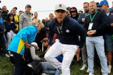 Brooks Koepka 'Heartbroken' After Ryder Cup Fan Blinded in One Eye