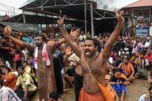 BJP Protests in Kerala Over Recovery of Sabarimala Pilgrim's Body