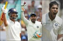 India Report Card: Shaw, Pant & Umesh Get Perfect Ten; Rahul Only Disappointment