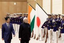 Day in Photos - October 29: PM Modi's Japan Visit; Ind Vs WI Cricket; Ayodhya Verdict