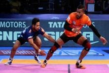 U Mumba Register Comfortable 39-23 Win Over Dabang Delhi