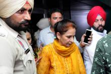 Navjot Kaur Sidhu, Chief Guest at Dussehra Celebrations, Accused of Fleeing Accident Site