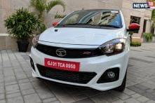 2018 Tata Tigor JTP Compact Sedan Launch on October 26 - Image Gallery