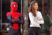 Tom Holland, Zendaya Wrap 'Spider-Man: Far From Home'