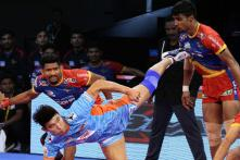 Pro Kabaddi 2018: Bengal Warriors, UP Yoddha Play Out Thrilling 40-40 Tie