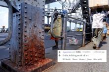 Here's Why Reddit Users Are Comparing Howrah Bridge With a Jackson Pollock Artwork