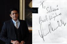 Anil Kumble's Gesture to a Fan Who Was Too Scared to Approach Him Shows Why He's a True Champ