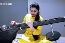 WATCH: Veena Artist Plays Shankar Mahadevan's 'Breathless' Without a Pause