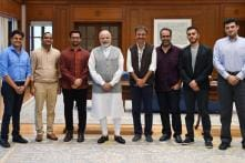 Can You Spot What's Missing In This 'Film Industry Delegation' Photo?