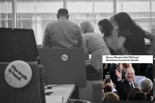 NYT Journalist Shares Candid Image a Year After Harvey Weinstein was Accused of Sexual Harassment