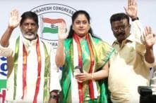 Post-Assembly Rout, Actress Vijaya Shanthi Steals Spotlight from Cong's Rising Star Revanth Reddy