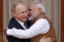 Day in Photos - October 5: India-Russia Defense Deal; Ind Vs WI Cricket; 2018 China Open