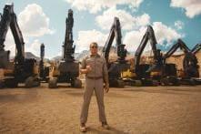 Hollywood Action Star Dolph Lundgren Stars in Volvo Advertisment