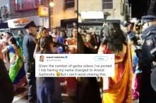Anand Mahindra Fears His Name Will Be Changed to 'Garbindra' For Sharing this New York Cop Video