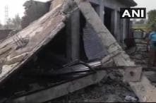 8 Killed, 3 Injured In Explosion at Firecracker Factory In Uttar Pradesh's Badaun