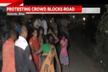 Angry Crowd Blocked The Road And Went On The Rampage In Nalanda