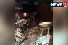 Exclusive Visuals of The Blast Site in Dum Dum Immediately After The Blast