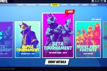 Fortnite In-Game Tournaments Feature Now Available: Watch Video