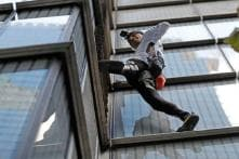 'French Spiderman' Climbs 230-Metre Tall London Tower Without Ropes; Brings Traffic to a Halt