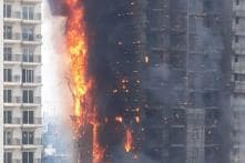 Welding Work Sparks Fire in Under-construction Greater Noida Building, None Injured