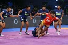 Pro Kabaddi: Haryana Steelers Beat Gujarat Fortunegiants 32-25 in PKL
