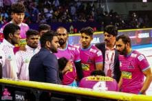 Jaipur Pink Panthers Defeat Puneri Paltan 36-23