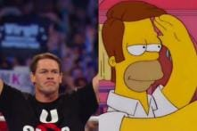 John Cena's Appearance at WWE Super Show Down With a New Hairdo Has Fans Flipping Over