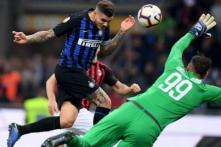 Last-gasp Mauro Icardi Header Grabs Inter Derby Spoils