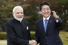 Regional Security on Agenda at India-Japan Talks Today; PM Modi to Dine at Shinzo Abe's Holiday Villa