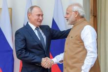 Putin Calls PM Modi to Discuss Key Strategic Issues, Wishes Him Success in LS Polls