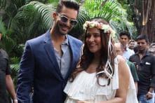 Neha Dhupia's Baby Shower: A Star-Studded Affair