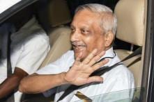 Manohar Parrikar Discharged from AIIMS, Returns to Goa