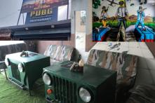 There's a PUBG Themed Cafe in Jaipur Where Even 'Losers' Can Now Have 'Chicken Dinner'