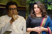 Maha Police Files Case Against Tanushree Dutta for Comments Against MNS Chief Raj Thackeray