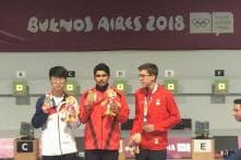 Shooter Saurabh Chaudhary Donates Youth Olympics Gold-clinching Pistol to IOC Museum