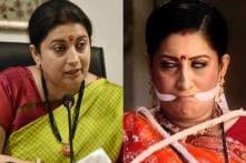Smriti Irani Turns Tulsi Virani to Respond to Critics Trolling Her Over Sanitary Pad Remark