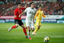 Jung Gives South Korea 2-1 Victory Over Uruguay