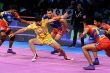 Pro Kabaddi 2018, Patna Pirates vs UP Yoddha, Highlights: Pirates Beat Yoddha 43-37 - As It Happened